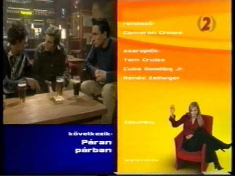 TV2 Film vége arculat - 2003. május - 50 fps