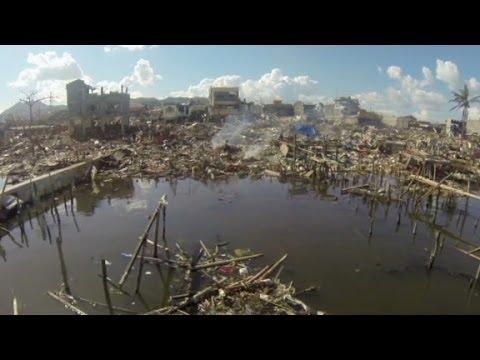 Rebuilding still in progress after Typhoon Haiyan