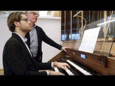 Imagefilm – Institut für Orgel, Orgelforschung und Kirchenmusik
