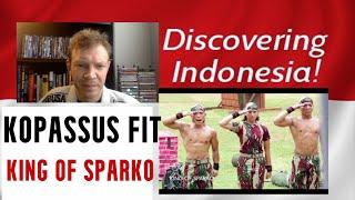 KOPASSUS FIT, Indonesian Armed Forces, Brazilian Jiujitsu Practitioner Reaction