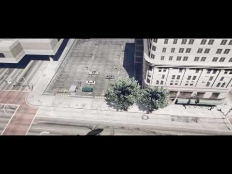 G20 riot Hamburg GTA 5 movie
