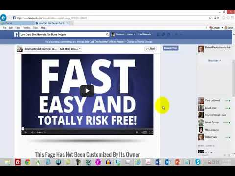 Facebook – Free Marketing and Cash Generation
