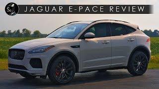 Review | 2018 Jaguar E-Pace | Plenty of Substance