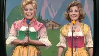 Maria & Margot Hellwig - Ich bring dir zum Geburtstag einen Jodler als Geschenk 1975