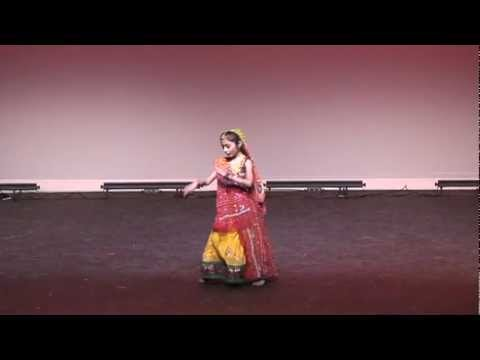 FMGCS Talent Show 2012 - Woh Kisna Hai Dance