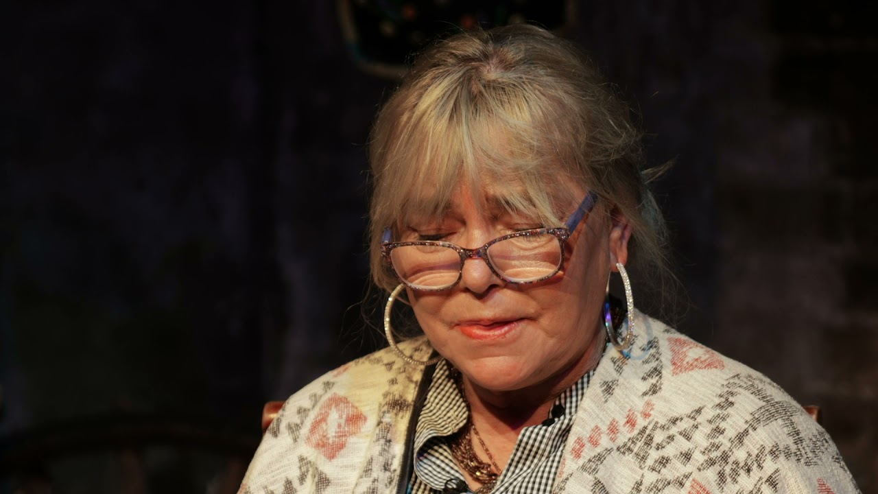 A Poetry Reading by Helen Hutchinson