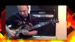 Pietro Coppola Cover Ac Dc - You Shook Me All Night Long solo.m4v