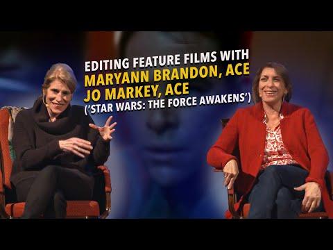 Amsterdam SuperMeet: Maryann Brandon, ACE and Mary Jo Markey, ACE (Editing Feature Films) fragman