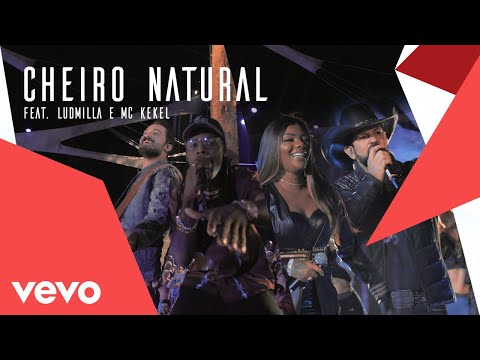 Fernando & Sorocaba Ludmilla - Cheiro Natural Ao Vivo ft MC Kekel