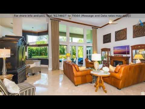 Priced at $1,050,000 - 10805 Indian Trl, Cooper City, FL 33328