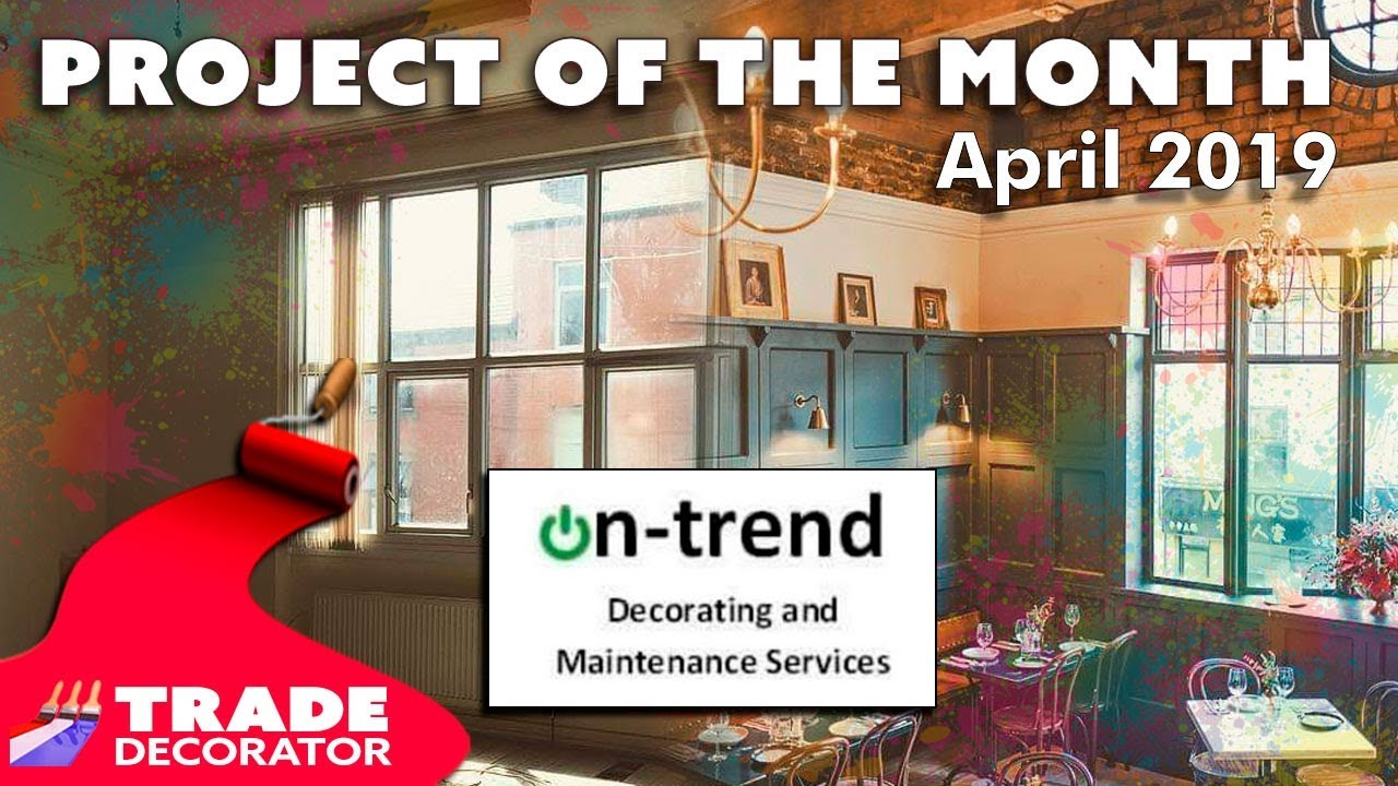 April 2019 Project Of The Month Youtube