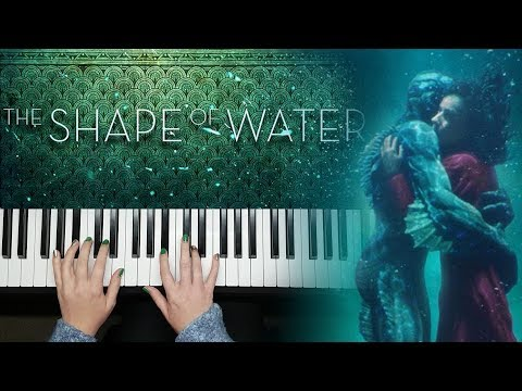 Elisa's Theme - The Shape Of Water || PIANO COVER