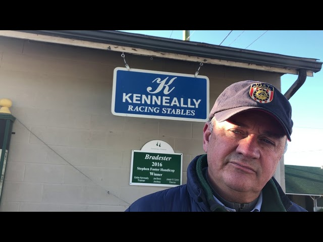 Breeders' Cup Juvenile (and KY Derby 2020) watch: Scabbard
