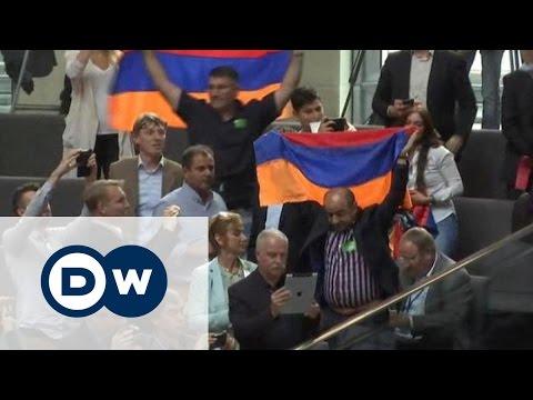Геноцид армян признан бундестагом - удар по отношениям с Турцией?