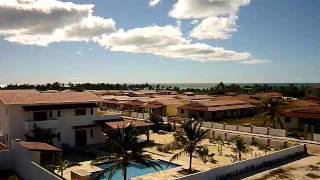 Affitto casa con piscina fronte mare di acqua minerale in un villaggio di lusso a Natal (brasile)