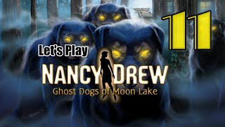 Nancy Drew 7: Ghost Dogs of Moon Lake [11] w/YourGibs - SPIGOTS IN THE SECRET SPEAKEASY