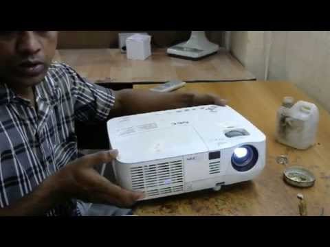 How To Clean Or Cleaning Lcd Projector Lens Optics C