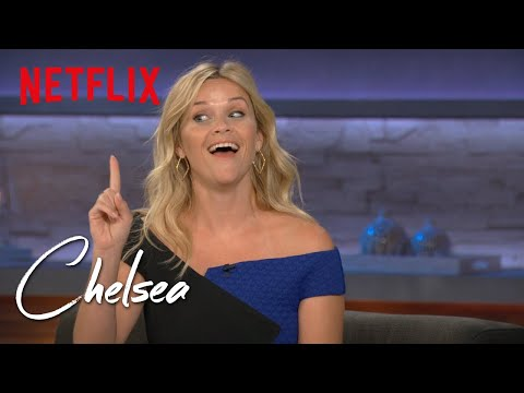 Thumbnail: Reese Witherspoon Feels Like a Grown-Up (Full Interview) | Chelsea | Netflix