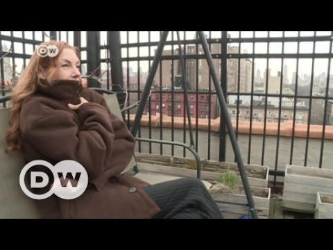 Ute Lemper: Trump years a time of revolt | DW English