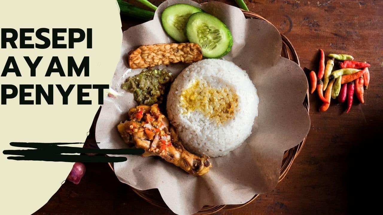 resepi nasi ayam hokkien asundlogokh Resepi Nasi Hujan Panas Bonda Enak dan Mudah