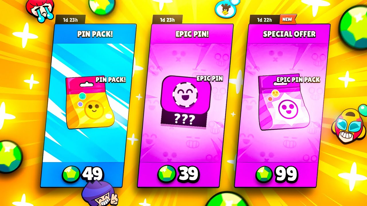 *NEW EPIC PIN PACKS + PIN PACK OPENING