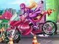 Princess Barbie: a motorcycle accident   /   Принцесса Барби:  Авария на мотоцикле
