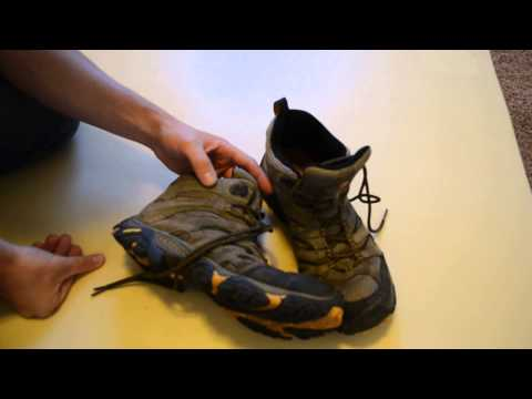 Merrell Moab Mid Ventilator Hiking Boot