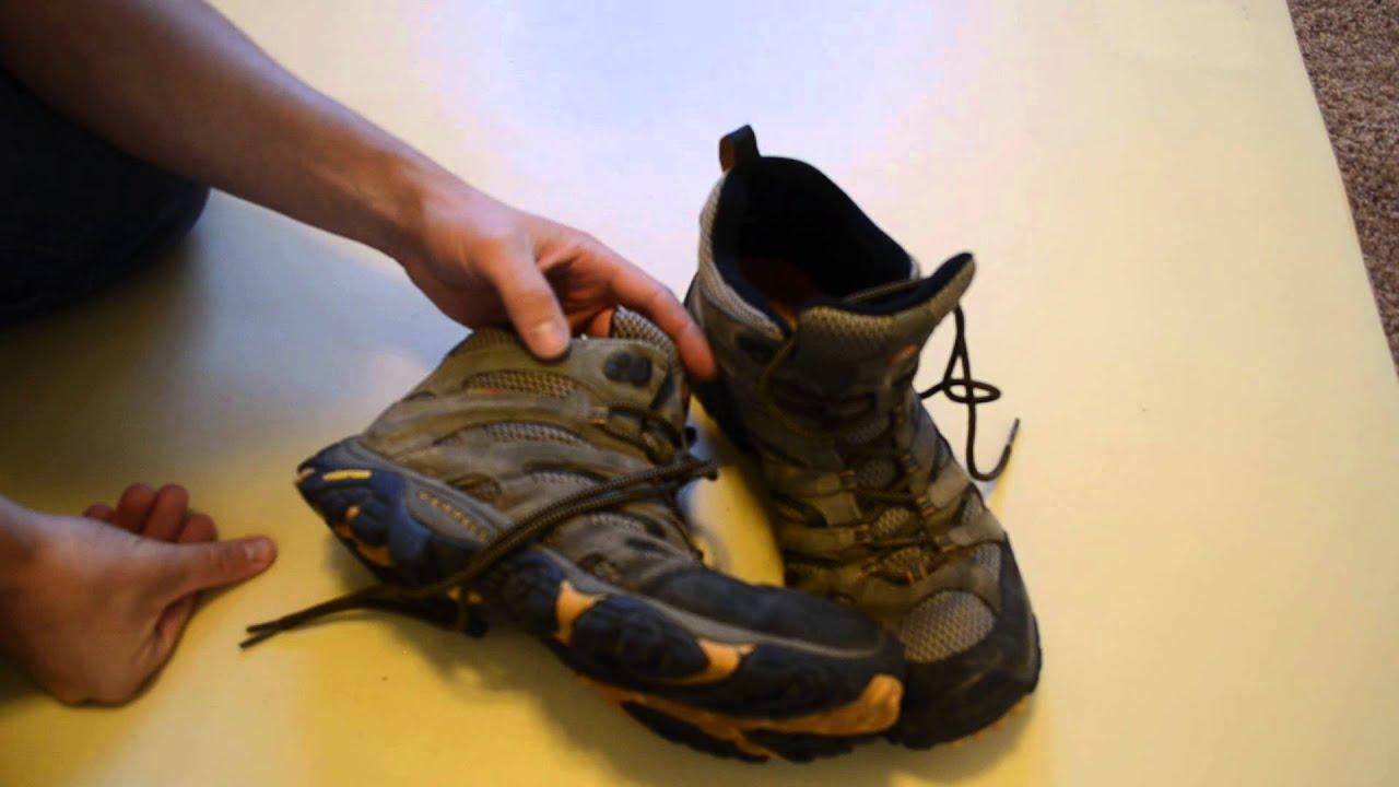 c7d38d4a Merrell Moab Mid Ventilator Hiking Boot