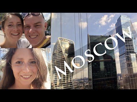 Italian boyfriend in Russia, Vlog #1. MOSCOW | TRAVEL