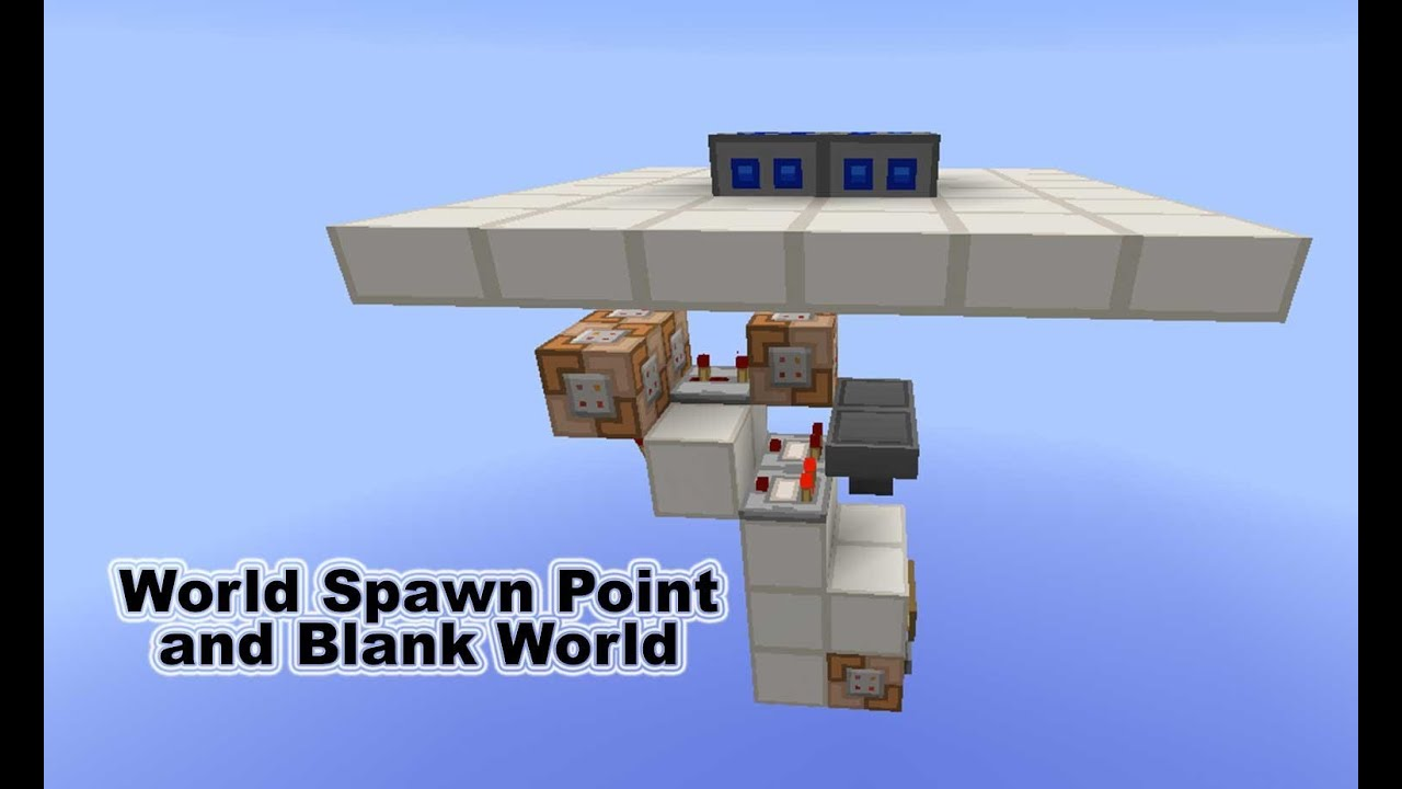 How to set world spawn and spawnpoint for all players in vanilla how to set world spawn and spawnpoint for all players in vanilla minecraft youtube gumiabroncs Choice Image