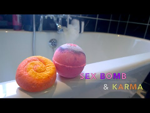 bomb bath sex bubble