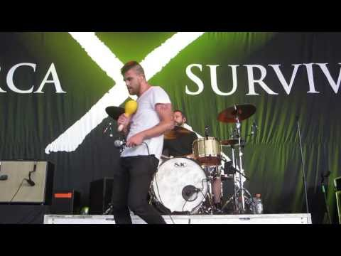 Circa Survive - The Lottery at Rockstar Energy Drink Uproar Festival 2013