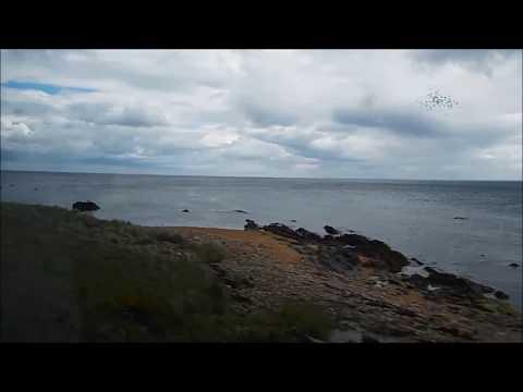 ScotRail Far North Line Dunrobin Castle ⇒ Georgemas Junction 158 721