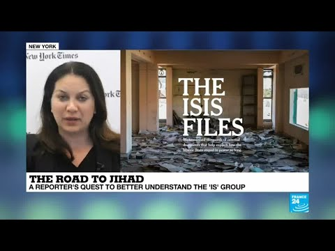 "New York Times' Rukmini Callimachi speaks to France 24 on ""The ISIS Files"" and the ""Caliphate"""