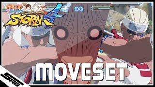Download Video Naruto Ultimate Ninja Storm 4 - Killer Bee COMPLETE Moveset MP3 3GP MP4