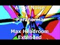 Art of Noise - Paranomia (Max Headroom Extended)