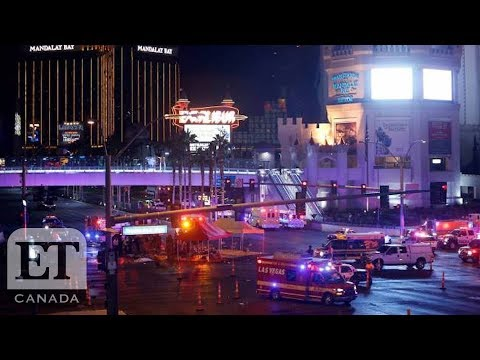 Las Vegas Shooting Details, Stars Including Celine Dion, Ariana Grande React