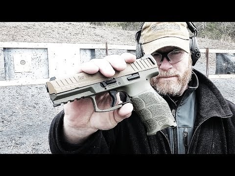 HK VP9 Range Review!!  This One is a Keeper