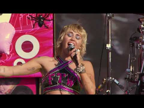 Miley Cyrus – High (Live at the SuperBowl #TiktokTailgate)