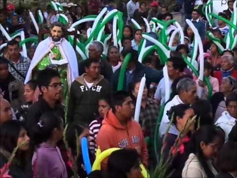 Recepción de Imágenes, Fiesta Ozumba 2012