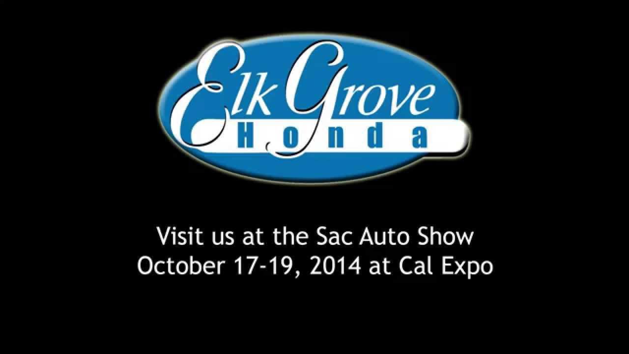 Honda Elk Grove >> 2014 Sac Auto Show Elk Grove Honda Youtube