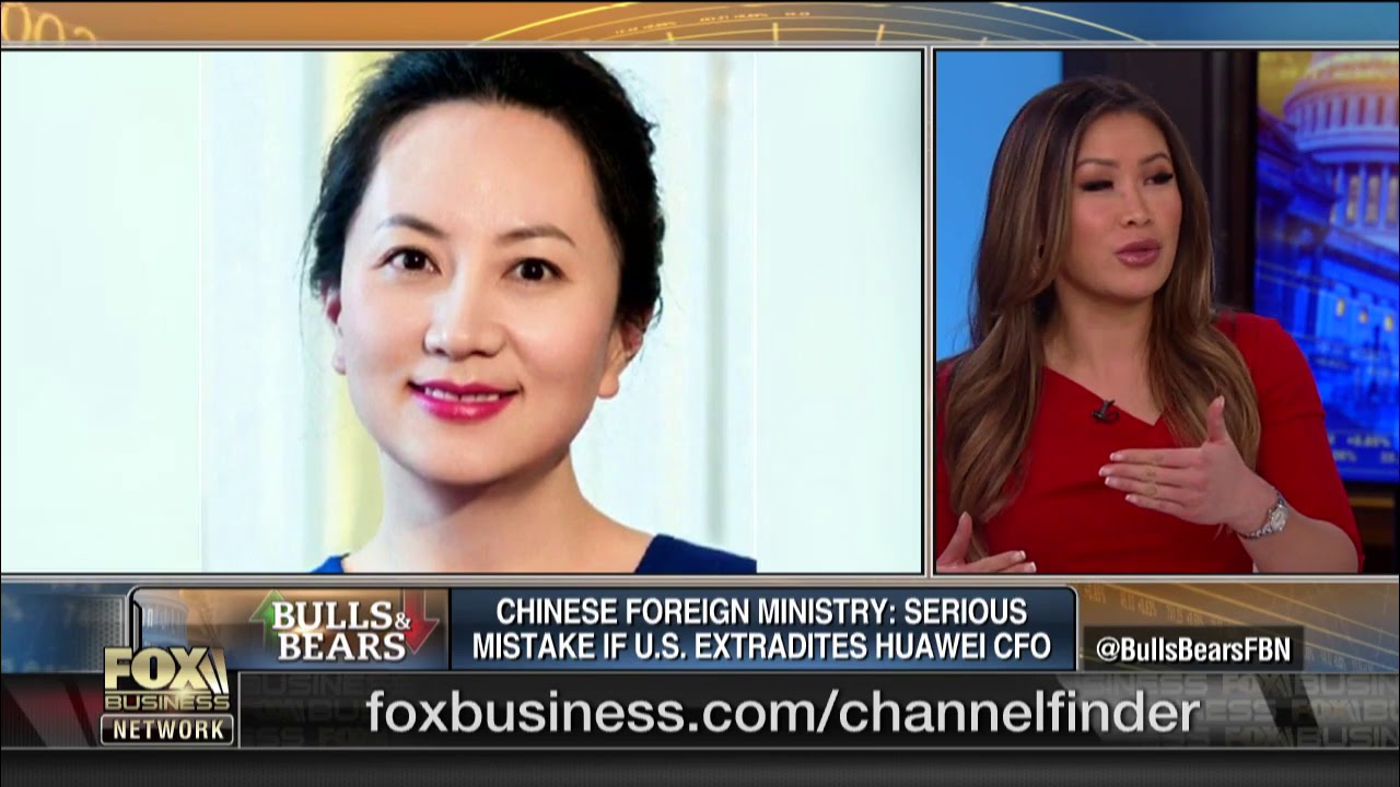 China signals threat to trade talks if Huawei CFO is not released