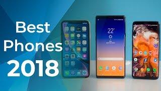 Best Phones of 2018