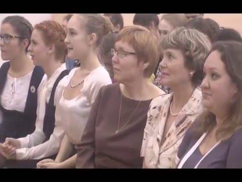 """""""Битва классиков"""" в школе №1"""