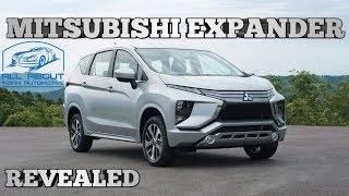 2018 Mitsubishi Xpander Revealed India Launch Price Details