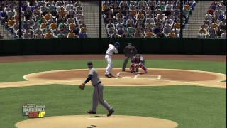 MLB 2K10 (PS3) MLB Today: Mets vs. Braves Pt. 1