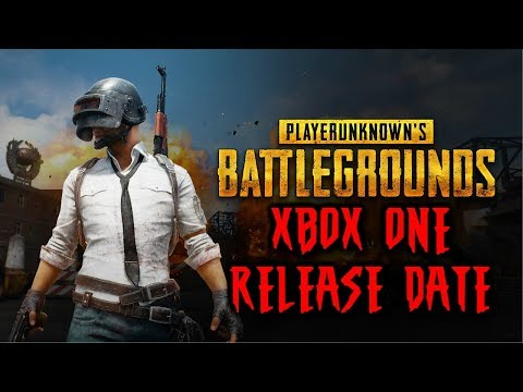Player Unknown's Battlegrounds Xbox One/PS4! (Release Date, Gamescom 2017)
