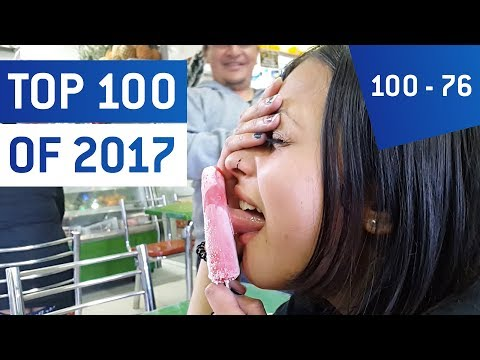 Top 100 Viral Videos of the Year 2017    JukinVideo (Part 1)
