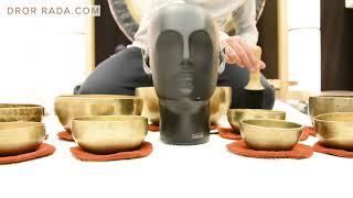 Sound Meditation - Tibetan Singing Bowls - Immune System - Binaural - 14 Minutes