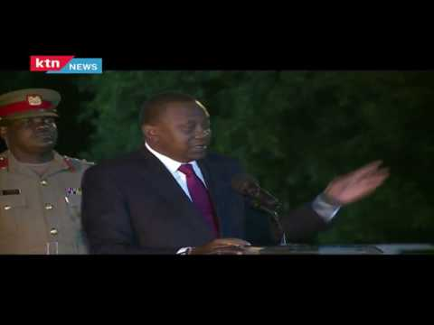 All in the name of Democracy?  President Uhuru responds to Cord MPs after drama at National Assembly